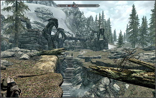 Location type: dungeon - [1] North-west of Skyrim - p.1 | World maps - World maps - The Elder Scrolls V: Skyrim Game Guide