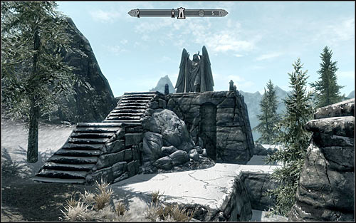 Location type: altar - [1] North-west of Skyrim - p.1 | World maps - World maps - The Elder Scrolls V: Skyrim Game Guide