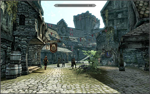 Location type: city - [1] North-west of Skyrim - p.1 | World maps - World maps - The Elder Scrolls V: Skyrim Game Guide