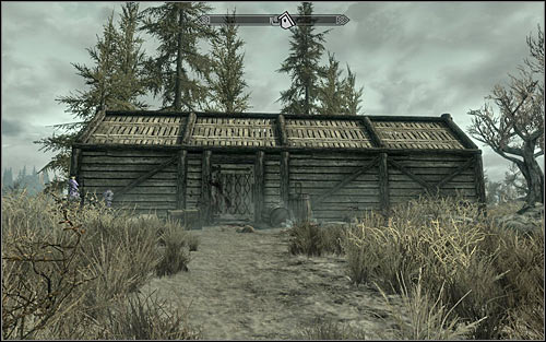 Location type: cottage - [2] North of Skyrim - p.1 | World maps - World maps - The Elder Scrolls V: Skyrim Game Guide