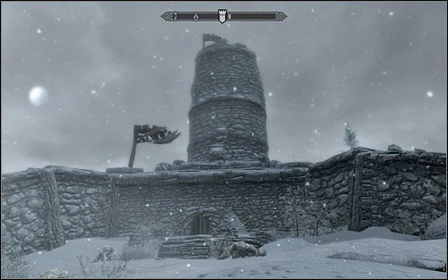 Location type: fort - [2] North of Skyrim - p.1 | World maps - World maps - The Elder Scrolls V: Skyrim Game Guide