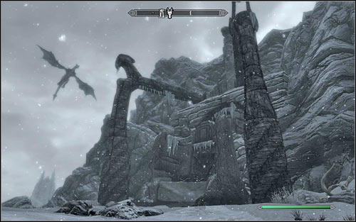 Location type: dragon lair - [2] North of Skyrim - p.2 | World maps - World maps - The Elder Scrolls V: Skyrim Game Guide