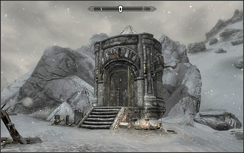 Location type: ruins - [2] North of Skyrim - p.2 | World maps - World maps - The Elder Scrolls V: Skyrim Game Guide