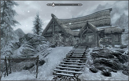 Location type: cottage - [2] North of Skyrim - p.2 | World maps - World maps - The Elder Scrolls V: Skyrim Game Guide