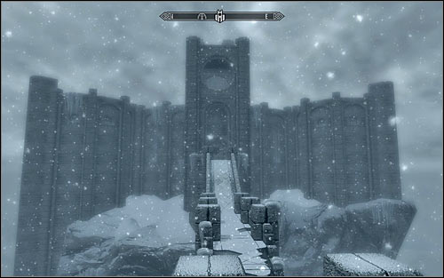Location type: fort - [3] North-east of Skyrim - p.1 | World maps - World maps - The Elder Scrolls V: Skyrim Game Guide