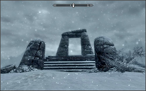 Location type: standing stones - [3] North-east of Skyrim - p.1 | World maps - World maps - The Elder Scrolls V: Skyrim Game Guide