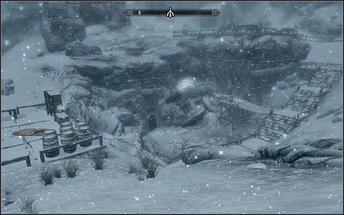 Location type: dungeon - [3] North-east of Skyrim - p.1 | World maps - World maps - The Elder Scrolls V: Skyrim Game Guide