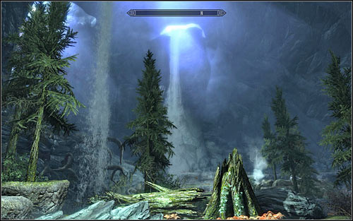 Location type: cave - [4] East of Skyrim - p.2 | World maps - World maps - The Elder Scrolls V: Skyrim Game Guide