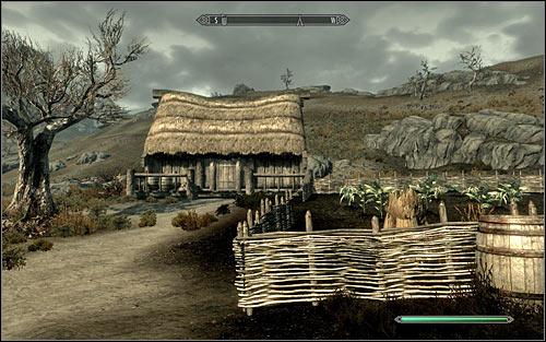 Location type: cottage - [5] Central Skyrim - p.1 | World maps - World maps - The Elder Scrolls V: Skyrim Game Guide