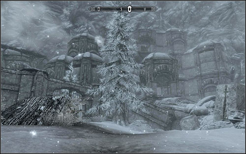 Location type: ruins - [5] Central Skyrim - p.1 | World maps - World maps - The Elder Scrolls V: Skyrim Game Guide