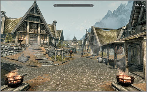 Location type: city - [5] Central Skyrim - p.2 | World maps - World maps - The Elder Scrolls V: Skyrim Game Guide