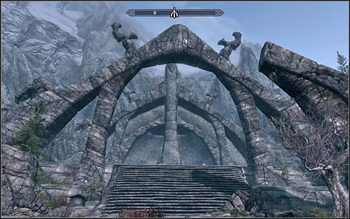 Location type: dungeon - [6] West of Skyrim - p.1 | World maps - World maps - The Elder Scrolls V: Skyrim Game Guide