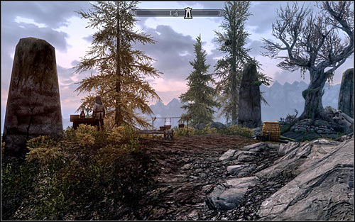 Location type: altar - [6] West of Skyrim - p.1 | World maps - World maps - The Elder Scrolls V: Skyrim Game Guide