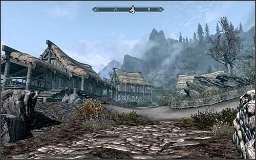 Location type: village - [6] West of Skyrim - p.1 | World maps - World maps - The Elder Scrolls V: Skyrim Game Guide