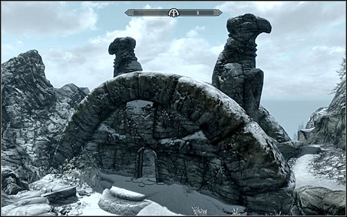 Location type: fort - [8] South of Skyrim - p.1 | World maps - World maps - The Elder Scrolls V: Skyrim Game Guide
