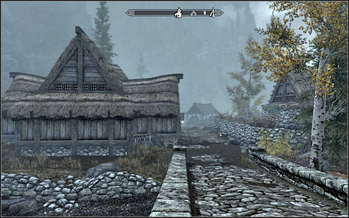 Location type: village - [8] South of Skyrim - p.1 | World maps - World maps - The Elder Scrolls V: Skyrim Game Guide
