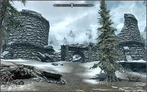 Location type: fort - [8] South of Skyrim - p.2 | World maps - World maps - The Elder Scrolls V: Skyrim Game Guide