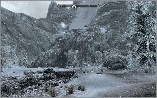 Location type: cave - [8] South of Skyrim - p.2 | World maps - World maps - The Elder Scrolls V: Skyrim Game Guide