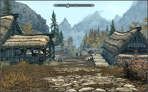 Location type: village - [9] South-east of Skyrim - p.1 | World maps - World maps - The Elder Scrolls V: Skyrim Game Guide