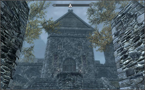 Location type: castle - [9] South-east of Skyrim - p.1 | World maps - World maps - The Elder Scrolls V: Skyrim Game Guide