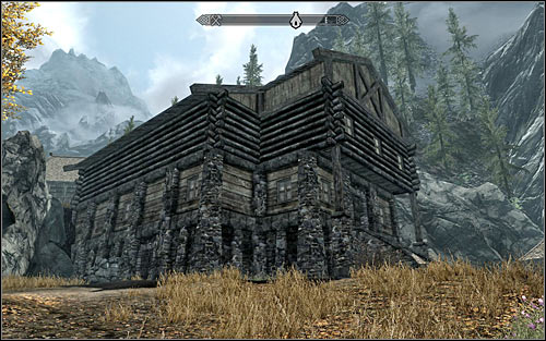 Location type: cottage - [9] South-east of Skyrim - p.2 | World maps - World maps - The Elder Scrolls V: Skyrim Game Guide