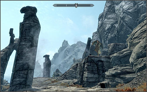 Location type: dragon lair - [9] South-east of Skyrim - p.2 | World maps - World maps - The Elder Scrolls V: Skyrim Game Guide