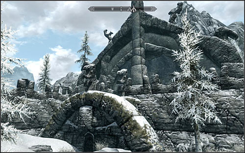 Location type: dungeon - [9] South-east of Skyrim - p.2 | World maps - World maps - The Elder Scrolls V: Skyrim Game Guide