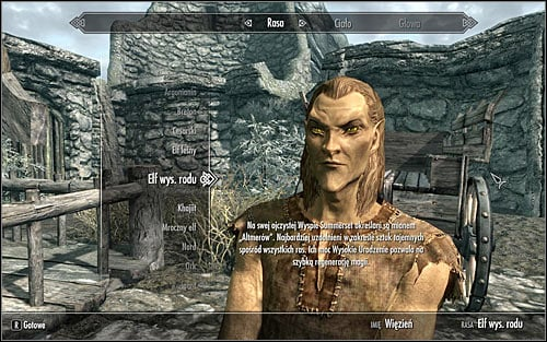 Skill bonuses - Choosing race and gender - p.1 | Character development - Character development - The Elder Scrolls V: Skyrim Game Guide