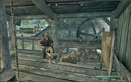 blacksmith forge skyrim - photo #15