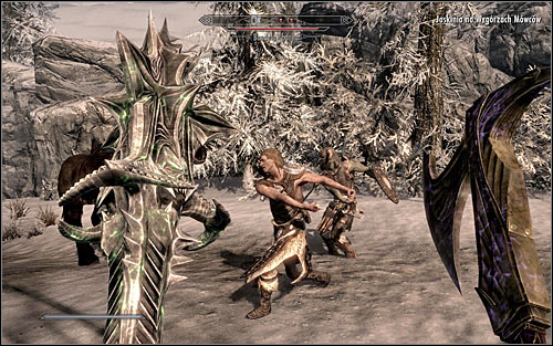 How to increase skill: This skill can be increased by performing successful attacks with a one-handed weapon (in one or two hands) - One-Handed | Skills - Skills - The Elder Scrolls V: Skyrim Game Guide