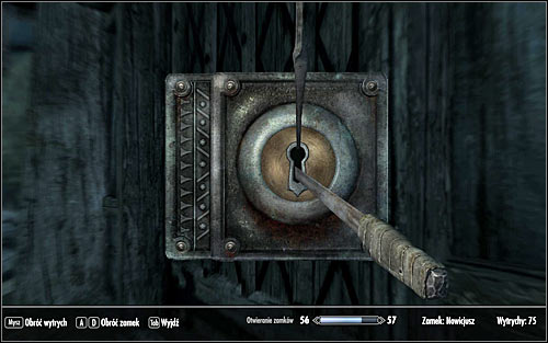 How to increase skill: This skill can be increased by attempting to open different types of locks - Lockpicking | Skills - Skills - The Elder Scrolls V: Skyrim Game Guide