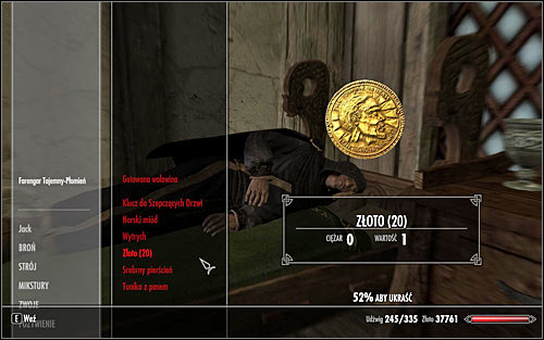 How to increase skill: This skill can be increased by successfully stealing items from other people - Pickpocket | Skills - Skills - The Elder Scrolls V: Skyrim Game Guide