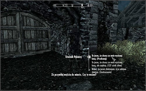 How to increase skill: This skill can be increased by successfully convincing other people to change their minds, by successfully threatening them and by selling items to local vendors - Speech | Skills - Skills - The Elder Scrolls V: Skyrim Game Guide
