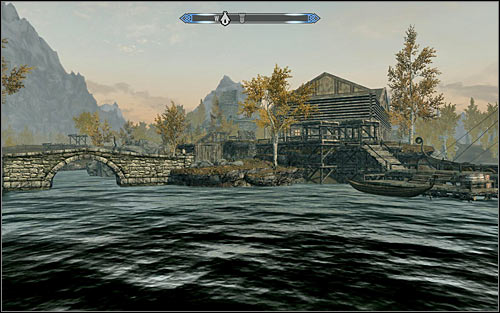 Most area in Skyrim are fully accessible and this means you can explore them at any point of the game and without having to fulfill any special requirements - Exploration | Hints - Hints - The Elder Scrolls V: Skyrim Game Guide