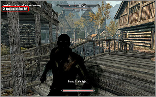 Penalties for the crimes youre comitting arent so severe as in some of the previous Elder Scrolls games, however it doesnt mean that you shouldnt be thinking about the consequences of your actions - Comitting crimes | Hints - Hints - The Elder Scrolls V: Skyrim Game Guide
