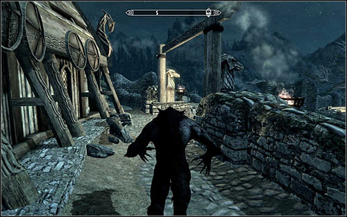 The second method of getting rid of the curse is to fulfill all the requirements needed to become a werewolf - Vampirism - Hints - The Elder Scrolls V: Skyrim - Game Guide and Walkthrough