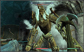 DWARVEN CENTURIONS - Bestiary - Listings - The Elder Scrolls V: Skyrim - Game Guide and Walkthrough