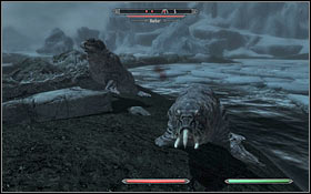 HORKERY - Bestiary - Listings - The Elder Scrolls V: Skyrim - Game Guide and Walkthrough