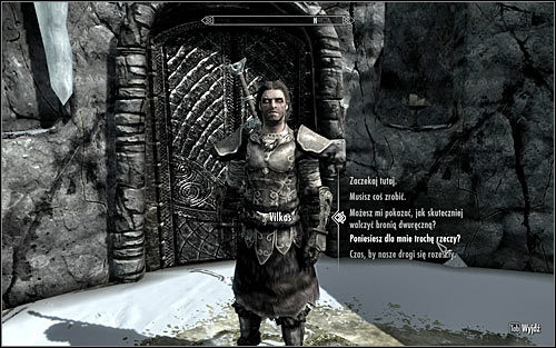 As Ive already mentioned, normal companions follow the main character wherever he goes and you can have a limited control over them - Followers | Listings - Listings - The Elder Scrolls V: Skyrim Game Guide