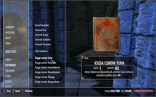 Once youve obtained a spell book you must learn the spell itd about - Basic information | Spells - Spells - The Elder Scrolls V: Skyrim Game Guide