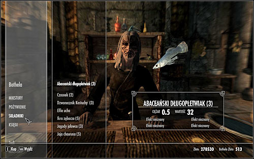 There are many different ways of obtaining alchemy ingredients and you should check the Comments column in the List of alchemy ingredients table to find out where you should be looking for them - Alchemy - Introduction | Crafting - Crafting - The Elder Scrolls V: Skyrim Game Guide