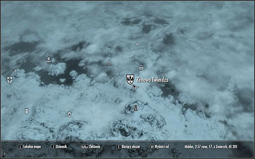Activating the first quest of College of Winterhold first requires you to find the location - First Lessons - College of Winterhold quests - The Elder Scrolls V: Skyrim Game Guide