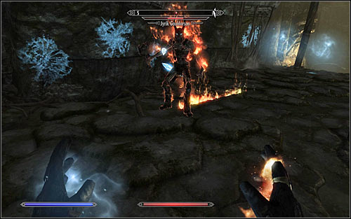 1 - Under Saarthal - p. 2 - College of Winterhold quests - The Elder Scrolls V: Skyrim Game Guide