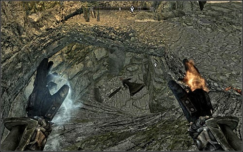 Id recommend leaving the Flame Atronach for the end, as the creature wont be willing to get away from the Keep too much and therefore theres a chance it wont join the battle with the mages - Hitting the Books - p. 1 - College of Winterhold quests - The Elder Scrolls V: Skyrim Game Guide