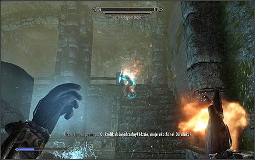 Head east, looking out for the bear snare on your way - Hitting the Books - p. 1 - College of Winterhold quests - The Elder Scrolls V: Skyrim Game Guide