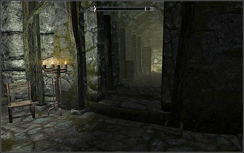 You should take a look around the area here as well - Hitting the Books - p. 2 - College of Winterhold quests - The Elder Scrolls V: Skyrim Game Guide