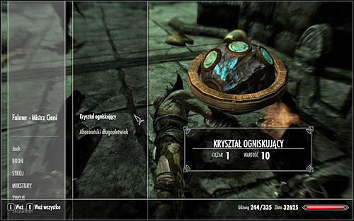 A conversation with Paratus Decimius, the only living Synod researcher will automatically start - Revealing the Unseen - p. 2 - College of Winterhold quests - The Elder Scrolls V: Skyrim - Game Guide and Walkthrough