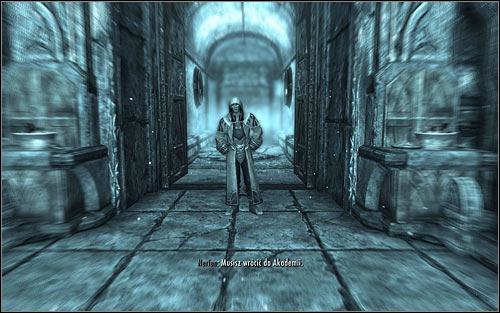 Return to the only possible Oculory room exit - Revealing the Unseen - p. 3 - College of Winterhold quests - The Elder Scrolls V: Skyrim - Game Guide and Walkthrough