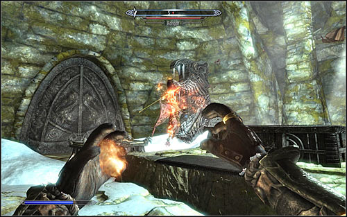 The next difficulty will be the fact that the dagger is in possession of a powerful mage (screen above), resembling Morokei from the Staff of Magnus - Alteration Ritual Spell - College of Winterhold quests - The Elder Scrolls V: Skyrim Game Guide