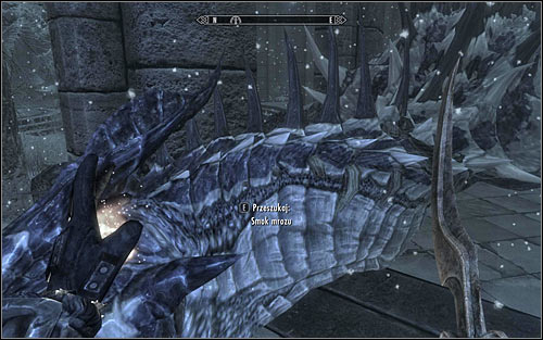 It would however be easier to return to the place where the body of the dragon you last fought it - Alteration Ritual Spell - College of Winterhold quests - The Elder Scrolls V: Skyrim Game Guide